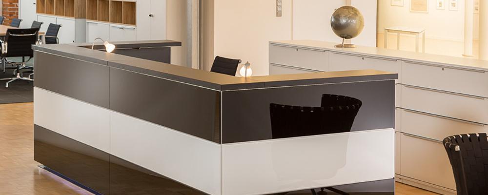 Büroeinrichtung empfang  Udo Stähling … alles fürs Büro: Empfang